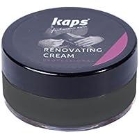 Crema reparación para zapatos para cuero pulido, rasguños o arañazos, 10 colores