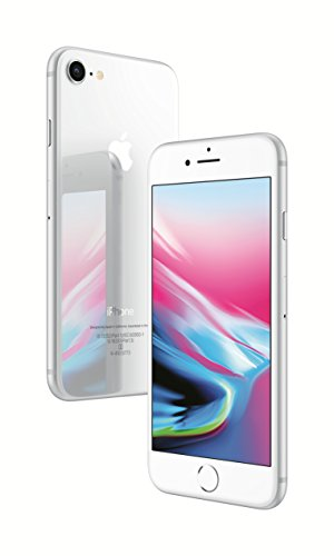 Apple iPhone 8 (Silver, 64GB)