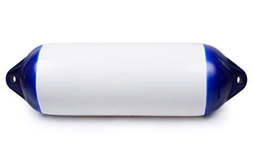 wellenshop Bootsfender Ocean 190 x 640mm aufblasbar mit Ventil