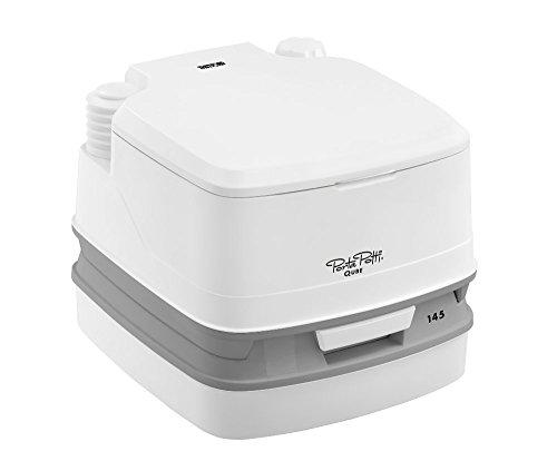 Thetford Porta Potti 145 Toilette WC Camping Klo Chemietoilette mobil weiß