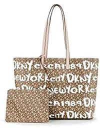 DKNY Donna Karan New York - Bolso al hombro para mujer Multicolor Jcl 37 x  30 09022aa06949