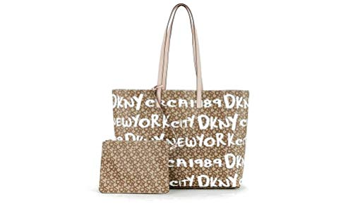 DKNY Donna Karan New York , Damen Schultertasche Mehrfarbig Jcl 37 x 30 x 14 cm
