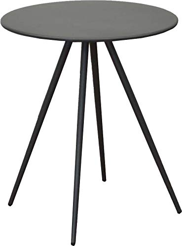 Proloisirs Table Basse en Acier Echo 45 cm