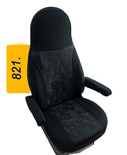 Wohnmobil Sitzbezüge Fahrer & Beifahrer 821