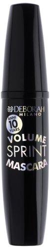 Deborah Milano Mascara Black e Long, Nero