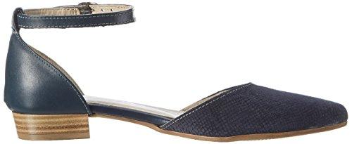 Tamaris 24227, Escarpins Femme Bleu (NAVY/STRUCTURE 854)