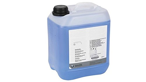 Original BMW wipers with antifreeze protection, 5 liters