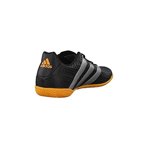 adidas Ace 16.4 IN J, Scarpe da calcio donna Noir - core black/silver met./solar gold