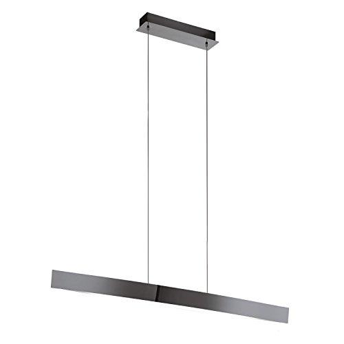 Preisvergleich Produktbild Eglo Leuchten,  24 W,  Nickel Schwarz,  97 x 85 x 15 cm