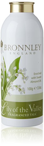Bronnley Lily of the Valley Talkumpuder 100 g -