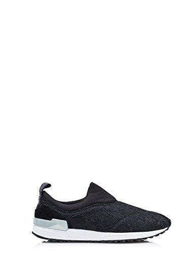 Sneaker sleep-on Liu-Jo Cheri S65127 in pizzo nero (37)