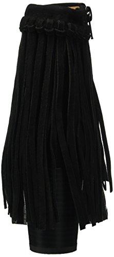 Giudecca 1572-690, Bottes Courtes femme Noir - Noir