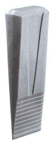 Leborgne Coin d'abattage plastique, Longueur: 21cm, Épaisseur: 3,5 cm, Poids: 0,24 kg