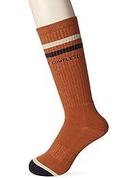 CALCETIN VOLCOM A.P Sock Talla Unica Color Naranja