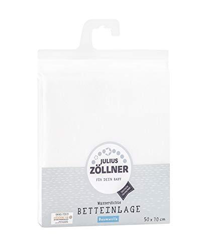 Julius Zöllner 5520100000 - Wasserdichte Betteinlage, 50 x 70 cm
