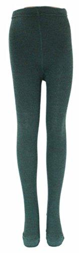 Shimasocks Baby Kinder Öko Strumpfhose 100% Wolle, Größe:23/26 bzw. 98/104, Farben alle:petrolmeliert