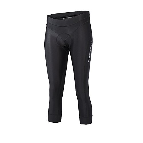 PROTECTIVE Damen Sequence Women 3/4 Tight Radhose, Black, 42