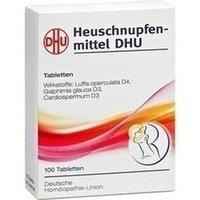 DHU Heuschnupfenmittel Tabletten, 100 St.