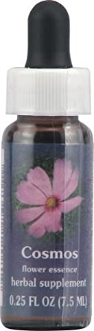 FLOWER ESSENCE SERVICES, Cosmos Dropper - 0.25 oz by Flower