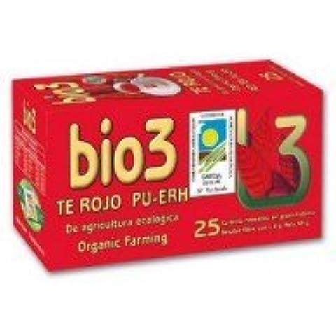 Té Rojo Pu-erh 25