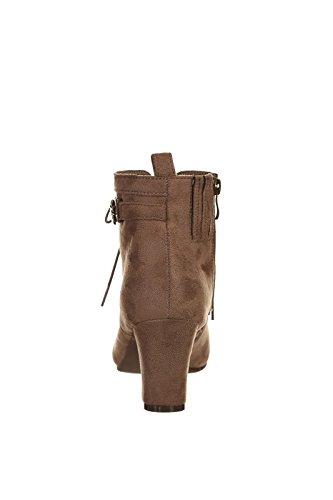 Andrea Conti Damen Schuhe 3617400066 Taupe