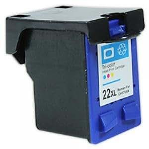Cartouche d'encre Compatible pour imprimante Hp Fax 1250xi - Fax 1250 XI - Couleur Très Haute Capacité