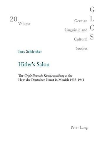 1937-kunst (Hitler's Salon: The