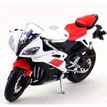 XuBa Regalo para Bebé 1PC 1:18 11,5 cm Ducati Yamaha YZF-