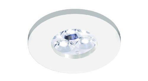 Foco empotrable circular en Aluminio, (Protección IP65 apto para ambientes hú...
