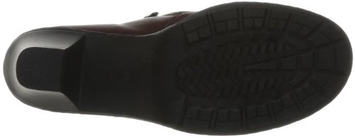Rieker 57152, Chaussures basses femme Rouge (35 Medoc)