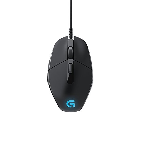 Logitech G302 Daedalus Prime MOBA Mouse,...