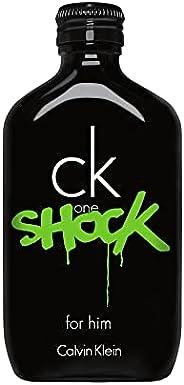 Calvin Klein Perfume - CK One Shock by Calvin Klein - Perfume for Men, 200 ml - EDT Spray