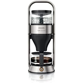 Philips HD5412/00 Café Gourmet Filter-Kaffeemaschine, Direkt-Brühprinzip, edelstahl