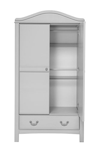 East Coast Nursery Toulouse Wardrobe Best Price and Cheapest