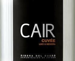 Cair Cuvée 2014 - Ribera del Duero