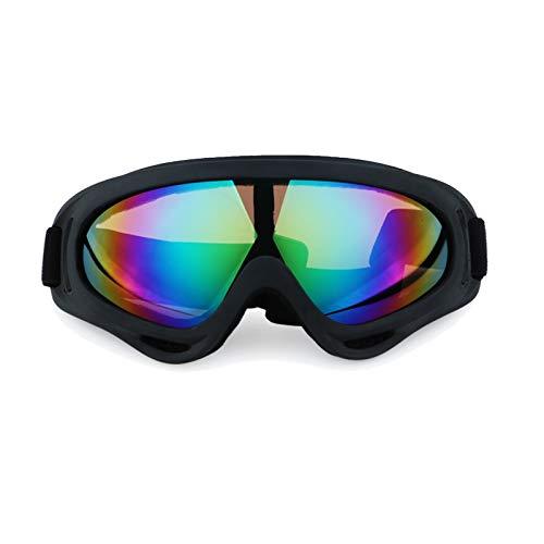 Radbrille Jugend Outdoorbrillen Motorradsportbrillen Tragen Undurchlässige Fächer Taktische Skibrillen Colorful Damen Herren