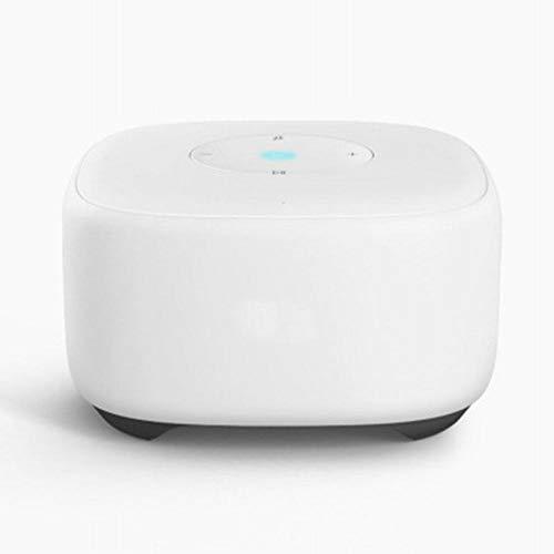 Preisvergleich Produktbild GZ Intelligente Lautsprecher Mini Voice Fernbedienung WiFi Künstliche Intelligenz Netzwerk Bluetooth Lautsprecher, Weiß, 1