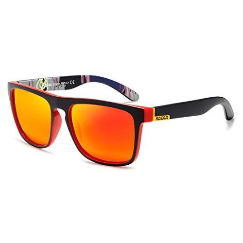 KDEAM Sonnenbrille polarisiert Damen Herren Unisex KD156 C4