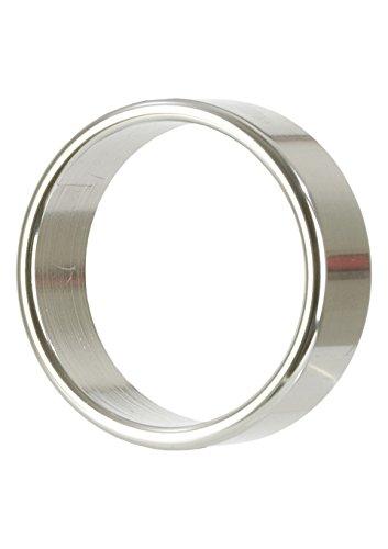 Alloy Metallic Penisring, (50 mm) Größe XL