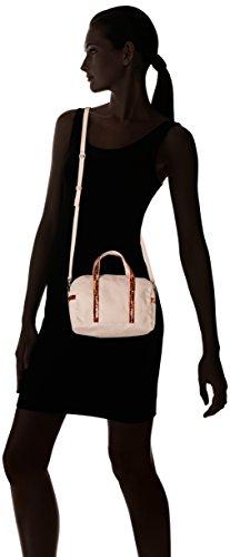 Vanessa Bruno - Cabas Gym Bag Petit Coton Et Paillettes, Borse Bowling Donna Beige (Chair/ocre)