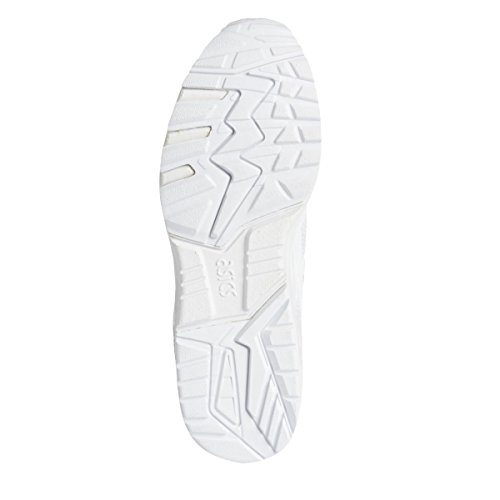 Asics Gel-Kayano Trainer Evo, Baskets Basses Mixte Adulte Blanc