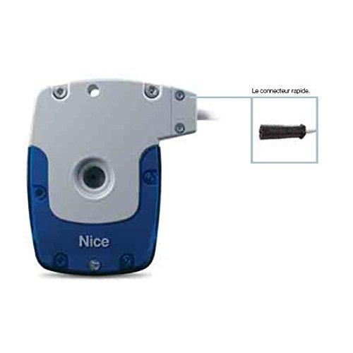 NICE NEOPLUS LH ETOSLASH NM28000–MOTOR  58MM  RADIO  FIN DE CARRERA ELECTRONICA  80NM  12RPM NICE–NL11001HPP