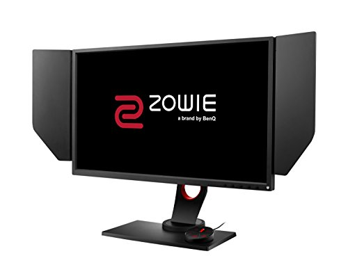 Cheap BenQ XL2546 ZOWIE 24.5 Inch 240 Hz e-Sports Monitor with DyAc Tech, 1 ms Response Time, Grey Review