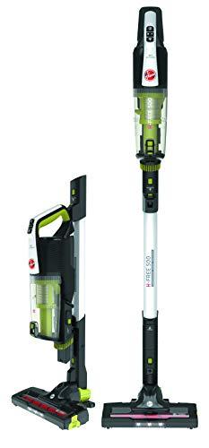 Hoover HF522NPW H-FREE 500 - Aspiradora escoba sin cable,wi-fi,almacenaje 69cm,especial hogar y coche,ion...
