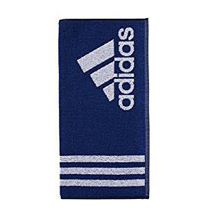 adidas Towel S Handtuch, Mystery Ink/White, One Size
