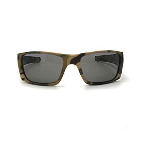 Chengleilei Outdoor Sports Polarized Glasses, Anti-Schock-Schutzbrille (Farbe : Camouflage)
