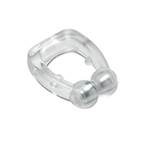 Unisex Anti-Schnarch-Nasenklemmen Stop-Schnarch Freie Schlafmittel Ger?te Silikon Magnetic Nasenklammer Mit Box