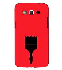 EPICCASE pain brush Mobile Back Case Cover For Samsung Galaxy Core Prime (Designer Case)