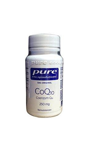 Pure Encapsulations CoQ10 250mg 30 Kapseln -