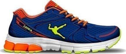 LEGEA Anton Sneakers Scarpe Uomo Running Athletics + Calze Omaggio